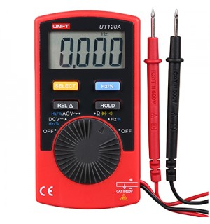 Unit UT 120A Cep tipi Dijital Multimetre