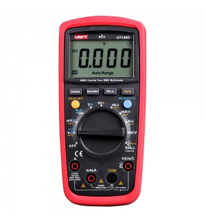 Unit UT 139C True RMS Dijital Multimetre AC DC