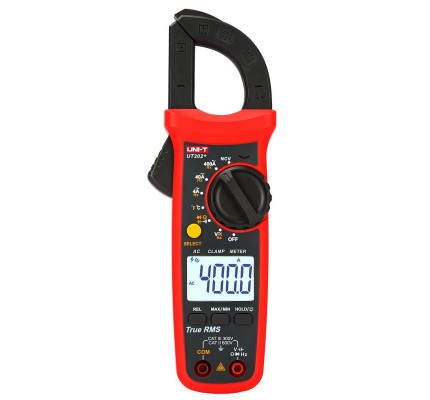 Unit UT 202+ 400-600A AC Pensampermetre