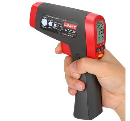 Unit UT 302C Infrared Termometre