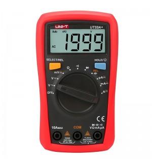 Unit UT 33A+ 600V Dijital Multimetre