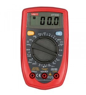 Unit UT 33C unit multimetre ölçü aleti