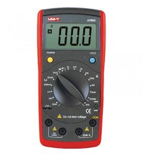 Unit UT 602 Direnç ve Bobin ölçer ( LR Metre )