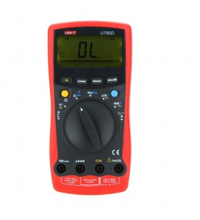 Unit UT 60D 1000V Dijital Multimetre ölçü aleti