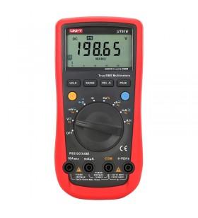 Unit UT 61E 10 Amper True RMS Dijital Multimetre