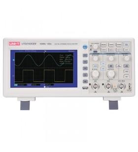 Unit UTD 2102CEX 2 Kanal 100Mhz Dijital Osiloskop
