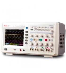 Unit UTD 4104C 4 Kanal 100Mhz Dijital Hafızalı Osiloskop